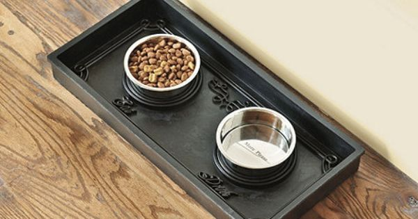 Over Cat Water Bowl Turns
