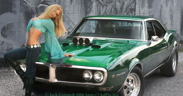 American Muscle Car Posters