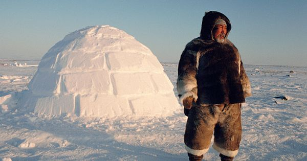 Eskimo Funny Meme