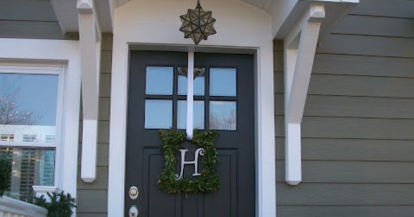 Front Porch Addition House