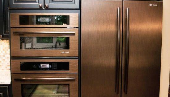Brushed Copper Kitchen Appliances A Castle For My Queen Pinterest Copper Kitchen