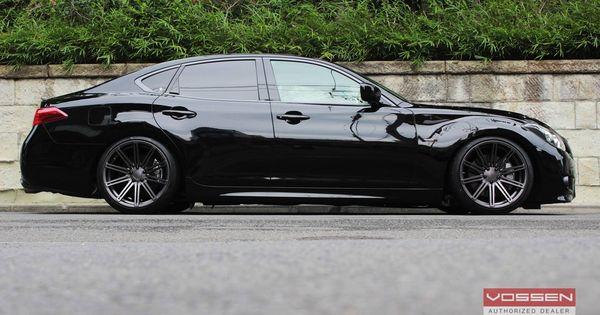 20 Sport M56 Infiniti Black Chrome Wheels