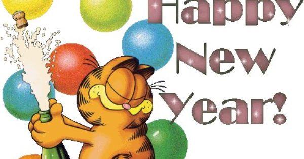 Garfield Birthday Ecards