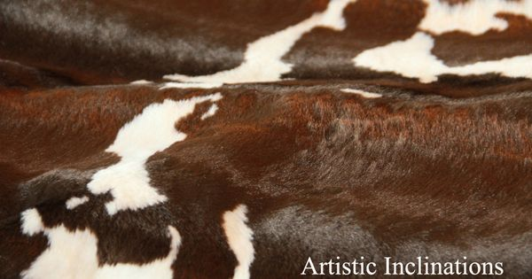 Hair Upholstery Fabric Cowhide
