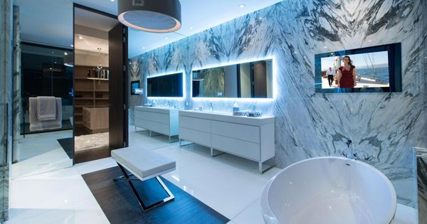 A Contemporary Home In Bel Air By Paul McClean 18 Walk