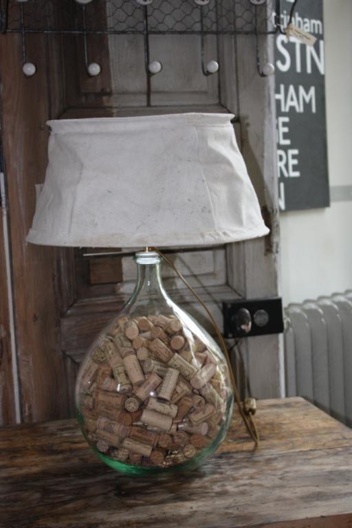 Meuble Relook LAMPE DAME JEANNE Lampes De Chevet De