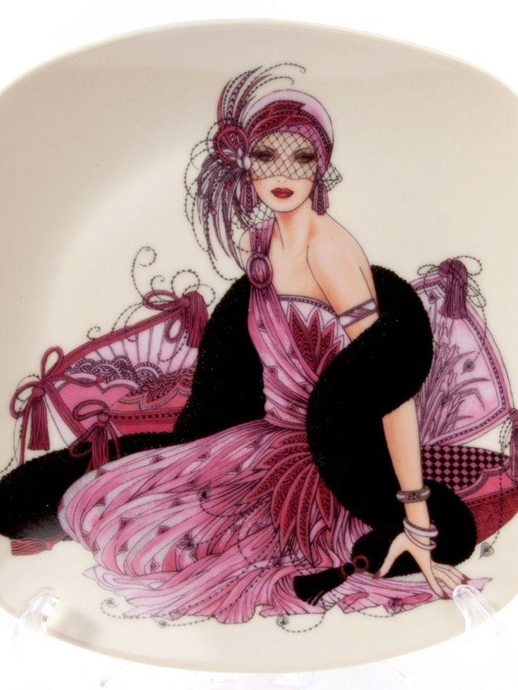65 Best Images About Art Deco Lady On Pinterest Art Deco