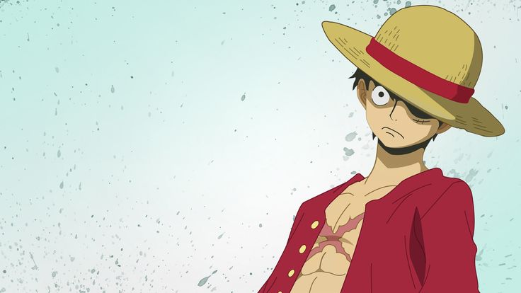 One Piece Luffy After 2 Years Wallpaper