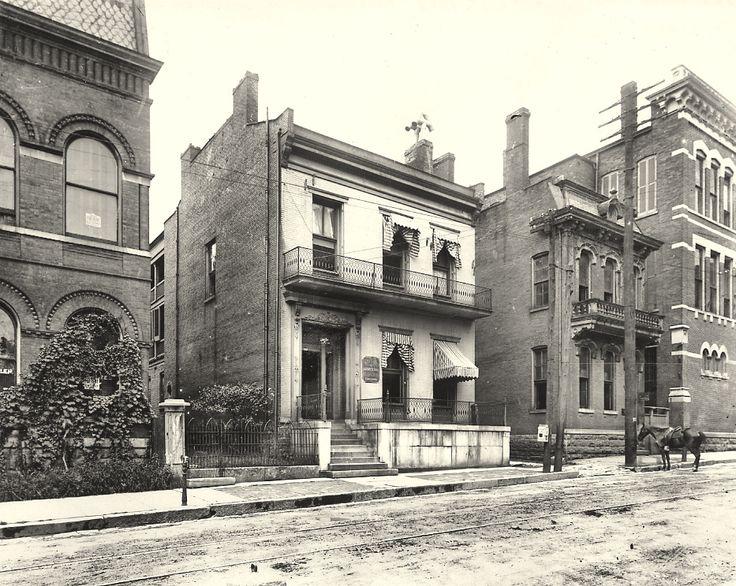 1901 Baptist Sunday School Board Nashville, TN Historic