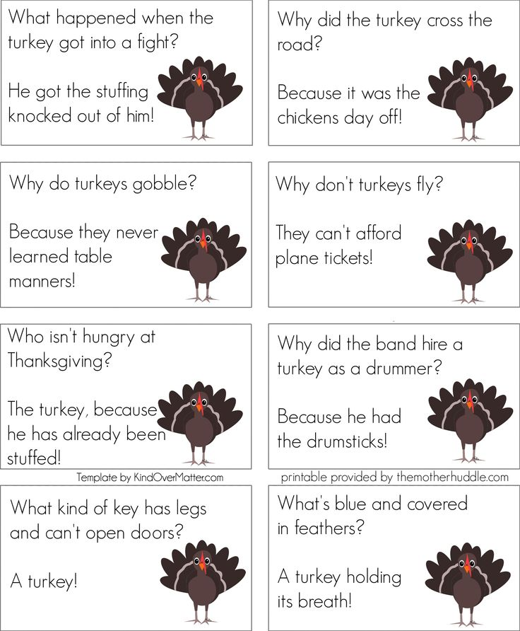 Thanksgiving Jokes Set 2 Thanksgiving Pinterest