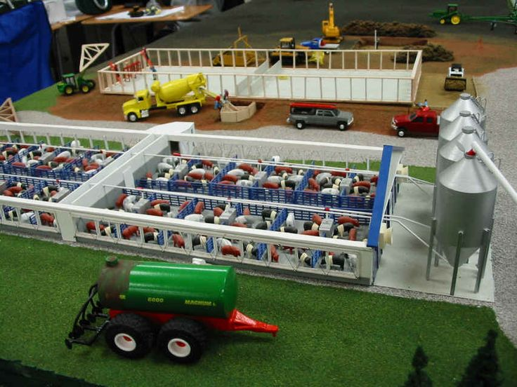 Tractors Ideas Display Toy