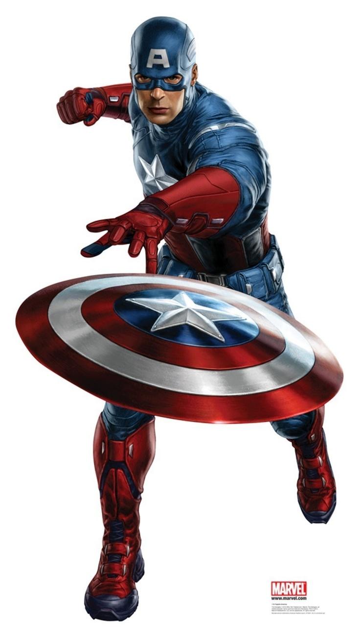 captain america The Avengers Comic Book Super Hero