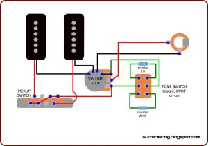 17 Best images about Guitar Wiring Diagrams on Pinterest | Models, Jimmy page and Brian may