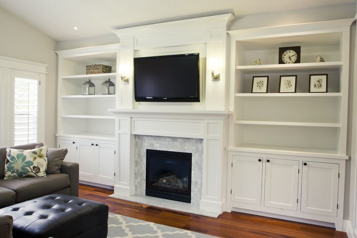25+ Best Ideas About Entertainment Center With Fireplace