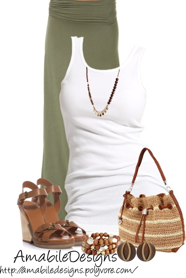 """""""Summer Time"""" by amabiledesigns on Polyvore"""