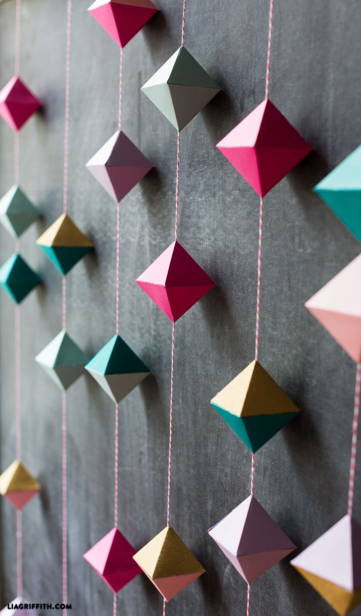 25 Best Ideas About Origami Decoration On Pinterest Diy