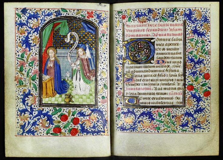 Book Of Hours Use Of Sarum And Psalter Google