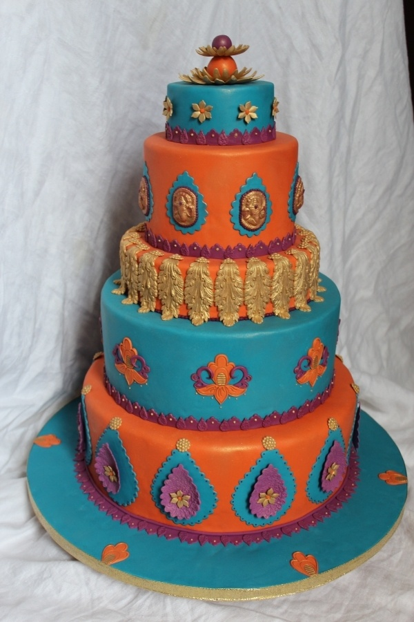 Indian themed Birthday party for a little girl / teenager