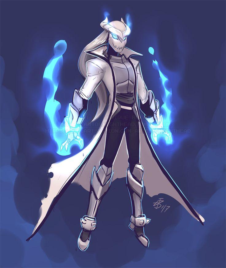 Oc Deviantart Supervillain