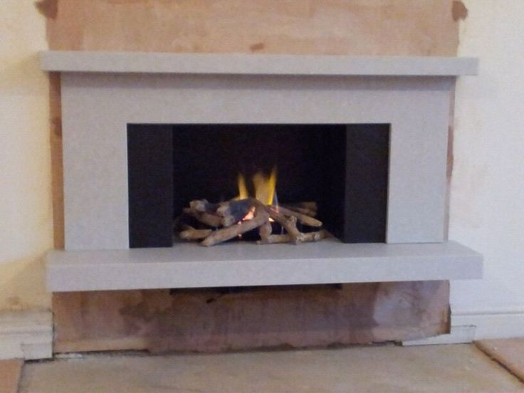 how to start a gas fireplace with remote