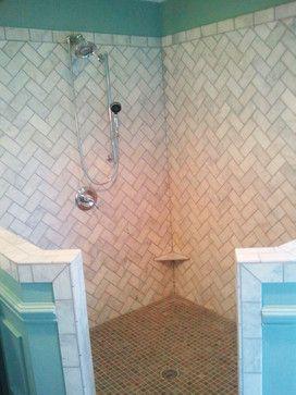17 Best Images About Hexagon Herringbone And Chevron Tiles On Pinterest Shower Tiles