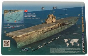 Carrier Yorktown Wreck Diagram  Geekstanito
