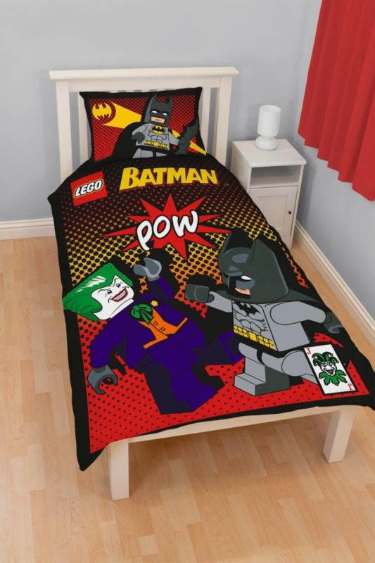 Transport Duvet Cover Single Lego Batman Lego And Batman