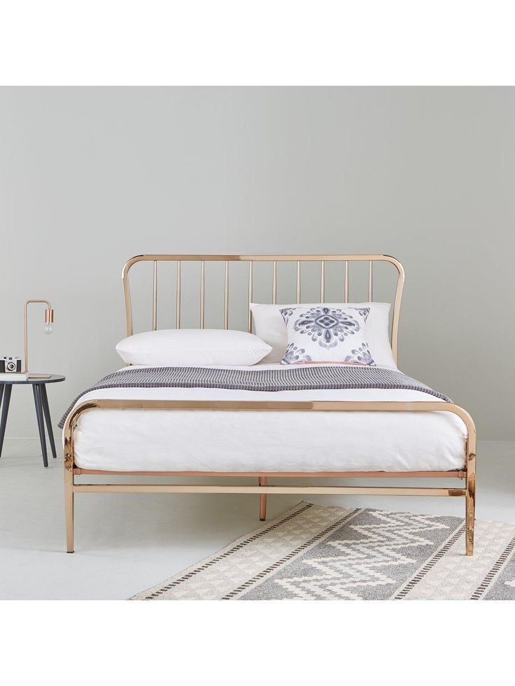25 Best Images About Metal Bed Frames On Pinterest Iron
