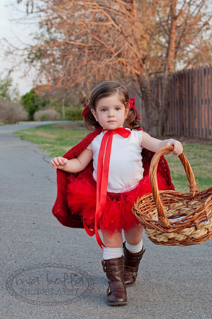 Little Red Riding Hood Costume Halloween Costume Baby Girl