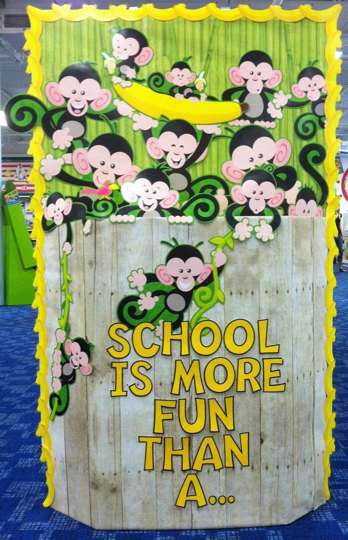 Jungle Theme Classroom Sayings Better Bulletin Boards