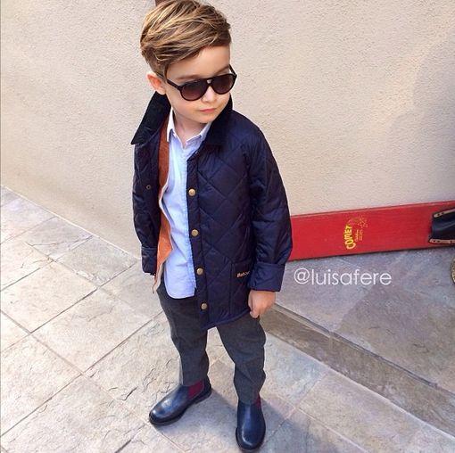 Little Boys In Chelsea Boots Little Ones Pinterest