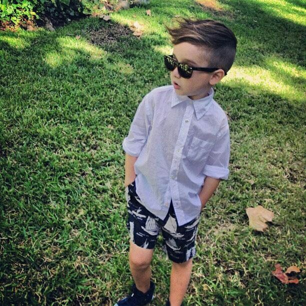 Alonso Mateo Boys Haircuts Pinterest