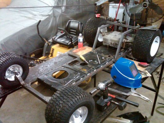 BUILDING RACING LAWN MOWER Mower Projects Pinterest