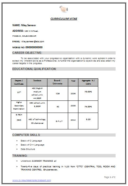2 Page Resume Template. To Do List 11 Free Templates In Pdf Word