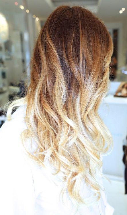Ombre Hair Tumblr Hair I Love Pinterest Beautiful