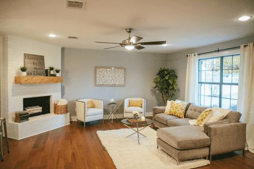 Argos By Sherwin Williams Magnolia Homes Paint Colors On HGTV Fixer Upper Amazing Gray