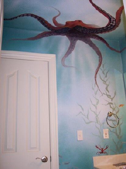 Underwater Mural Www Artistjasonjones Com Murals That I