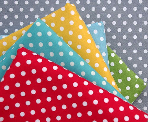 Red Pepper Quilts: Fabric Stash ~ Everything Nice