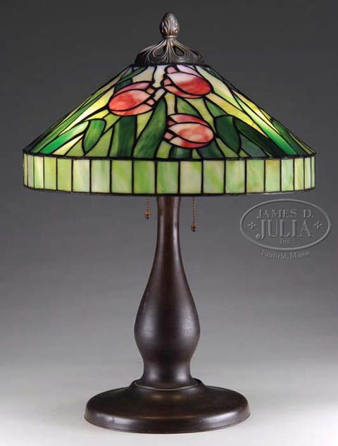 J A Whaley Tulip Table Lamp Creative Glass Ideas Amp Mosaics Pinterest Tulip Table Tulip