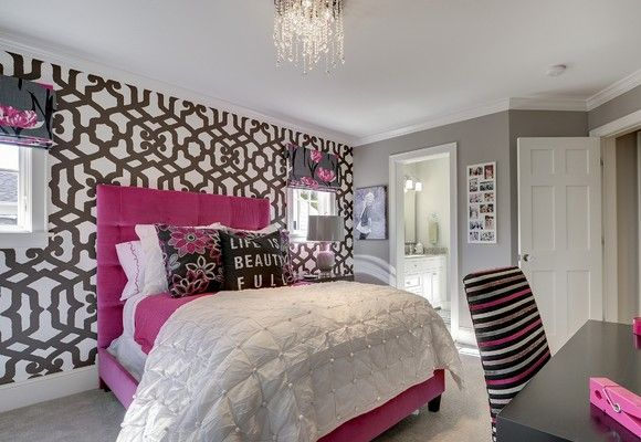 Teen Girl Bedroom Decorating Ideas