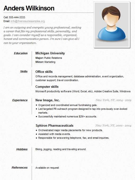 Teenage Resumes Samples. Example Resume Sample Resume Teenager