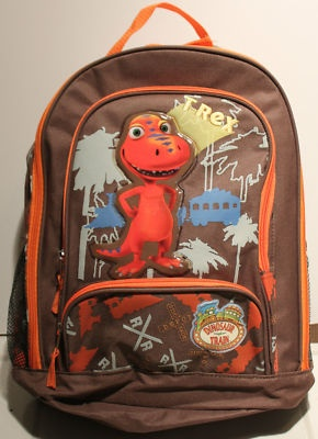Dinosaur Train Book Bags And Dinosaurs On Pinterest
