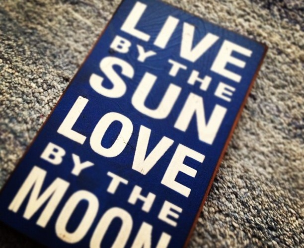 Download 1000+ images about Live by the sun love by the moon on ...