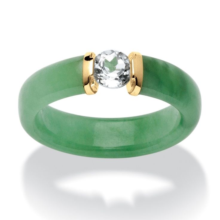25 Best Ideas About Jade Ring On Pinterest Green Stone