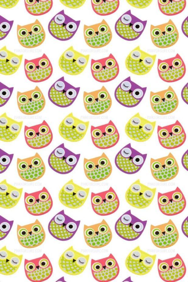 Mobile HVGA 3 2 Source Cute Owl Iphone 5 Wallpaper Wallsmiga Co