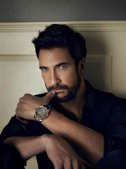 Are you an alien? How does one remain so flawlessly gorgeous over the course of so many years? | Fact: Dylan McDermott Is The Hottest 52-Year-Old Currently Living: