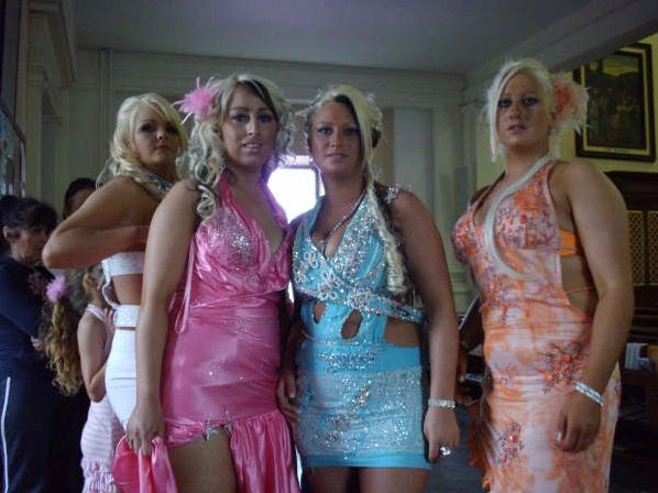 Colorful Bridesmaid Wedding Dresses ---- Hilarious Jokes