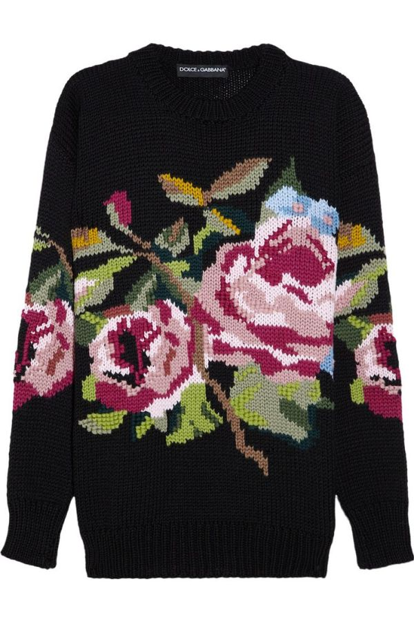 knitGrandeur: I Never Promised You a Rose Garden