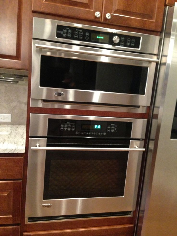 Wall Oven Amp Microwave GE Monogram Home Pinterest Wall Ovens And Walls