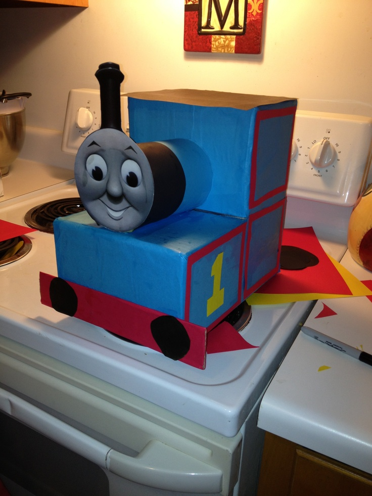Thomas The Train Valentine Box Valentine Pinterest
